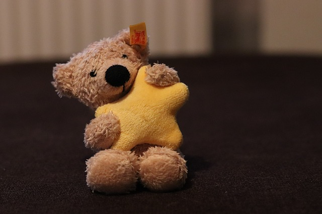 steiff teddybaer