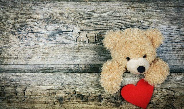 teddy valentinstag verschenken